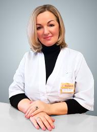 Диасамидзе Ирина Викторовна - врач УЗ-диагностики - diasamidze-irina-viktorovna