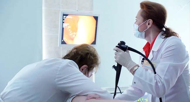 Гастроскопия Пионерская больничный лист 2011 купить спб