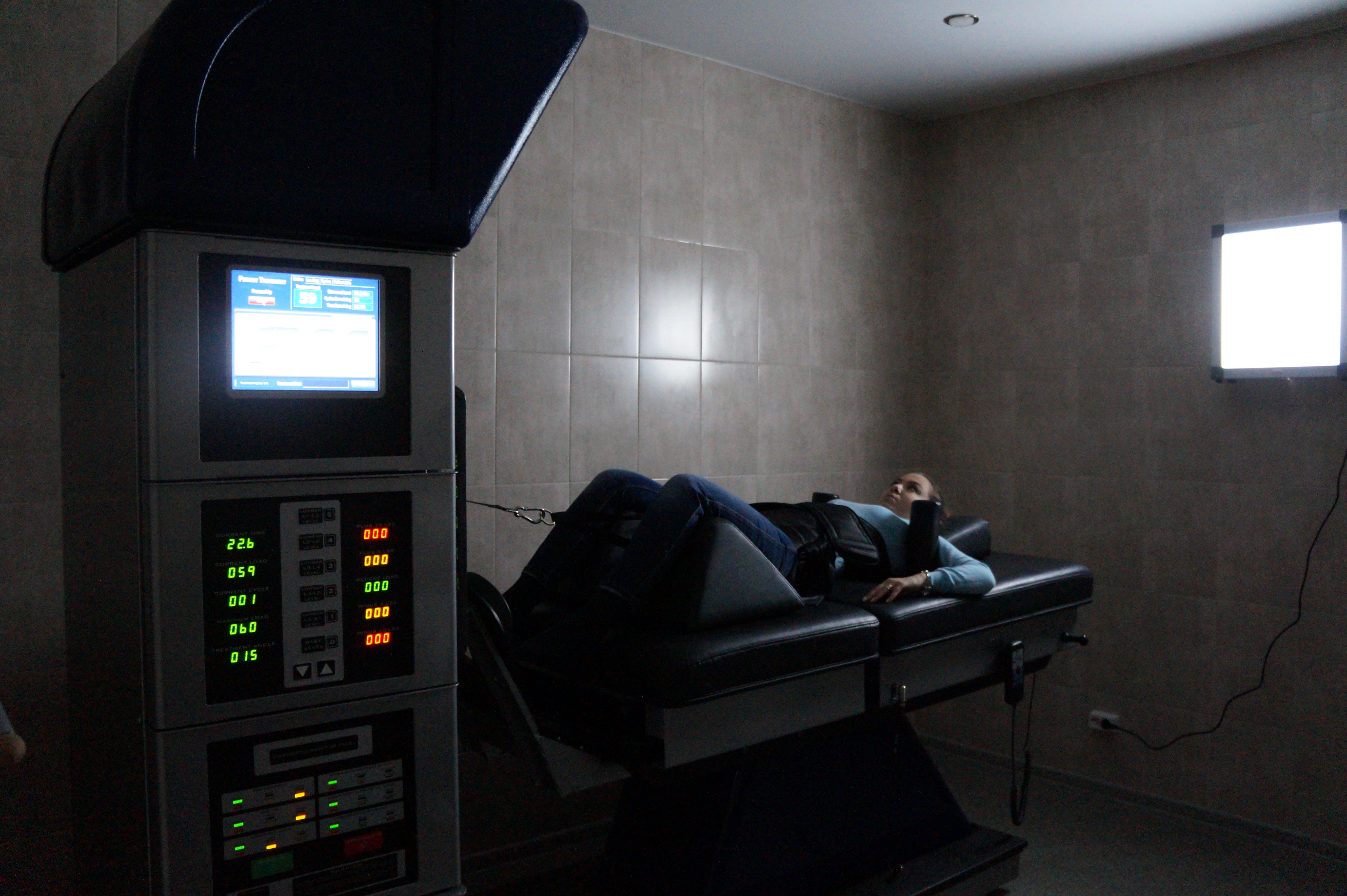 Лечение позвоночника на аппарате drx в москве thumbnail