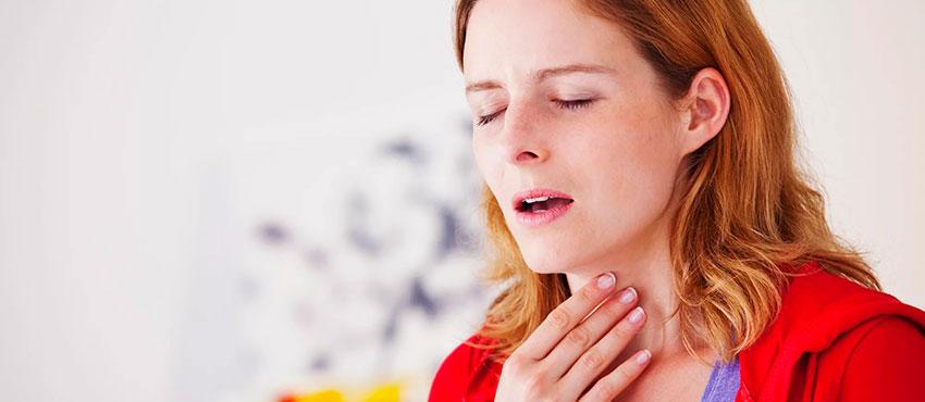 Боль в горле после ФГДС